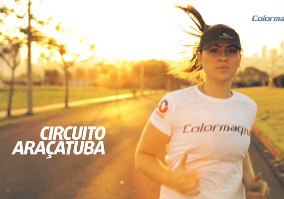 Evento: ColormaqRun